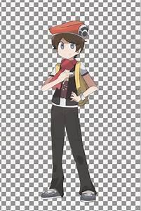 Pokemon Diamond Pearl Remake - Lucas by chocomiru02 on ...