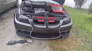 Bmw E90 Tuning : air intake scoops bmw e90 afe ecs tuning youtube ~ Jslefanu.com Haus und Dekorationen