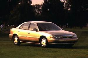 Buick Century New Car Review  Buick Century Limited   1998