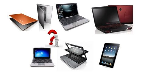 tablette vs pc portable vs netbook vs ultraportable e