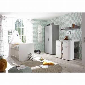 Kinderzimmer Regal Weiß : babyzimmer bibo kinderzimmer set schrank bett kommode regal in wei ebay ~ Orissabook.com Haus und Dekorationen