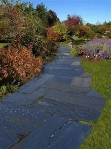 best allee de jardin en schiste gallery lalawgroupus With decoration allee de jardin 11 barre de schiste piquet dardoise allee chemin gravier