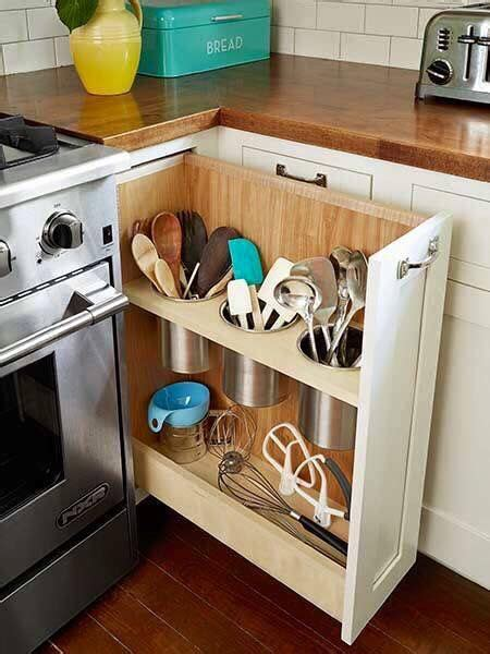 Kitchen Cupboard Space Savers by Great Kitchen Space Saver And Organizer For Cooking