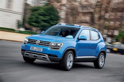 Vw Taigun Compact Suv To Enter Production In 2016