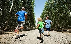 Want to get more out of running? Take your kids with you ...