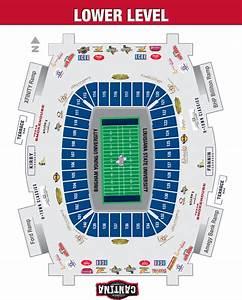 In Nrg Stadium Seating Chart Stadium Info Lone Star Sports Entertainment