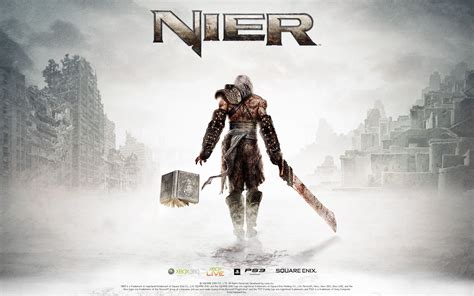 nier  game wallpapers hd wallpapers id