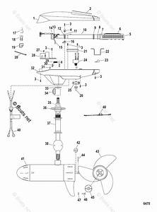 Mercury Motorguide Trolling Motor Parts By Model  U0026 Series Motorguide Salt Water Series Oem Parts