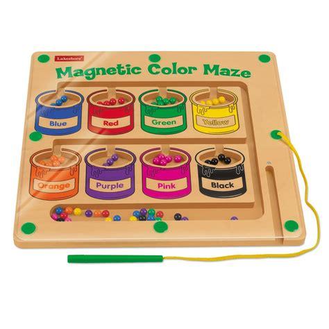 lakeshore magnetic color maze keywest internationale