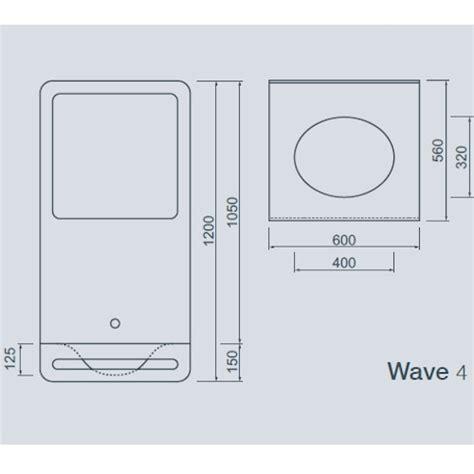planit corian corian vask wave 4 fra planit