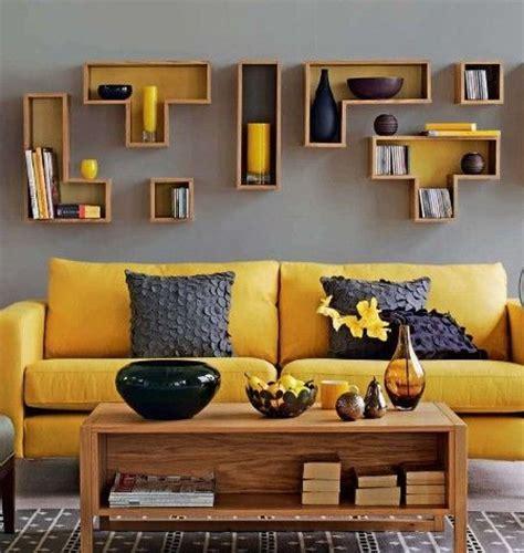 mustard grey love living room pinterest