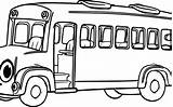 Bus Coloring Pages Drawing Buses Magic Tayo Printable Safety Drawings Getdrawings Preschool Paintingvalley Driver Getcolorings sketch template