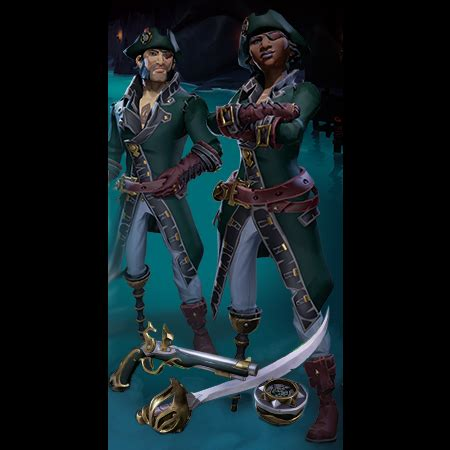 sea of thieves mercenary pack dlc xbox one windows 10