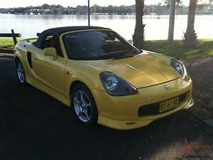 Buy Car Manuals 2001 Toyota Mr2 Auto Manual