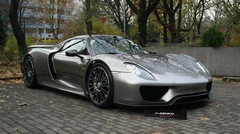 2014 Porsche 918 Spyder In Haar Germany For Sale On