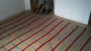 Sol Chauffant Électrique : faire le choix d 39 un chauffage au sol ~ Melissatoandfro.com Idées de Décoration