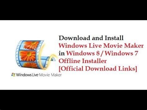 install windows   maker  windows
