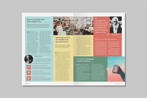 school newsletter templates design shack