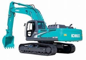 Kobelco Crawler Excavators