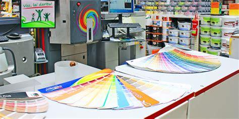 Krāsu un dekoratīvo apmetumu tonēšana LV_