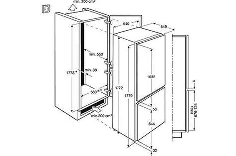 meuble haut de cuisine ikea refrigerateur congelateur encastrable electrolux