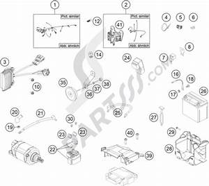 Ktm 450 Exc Wiring Diagram