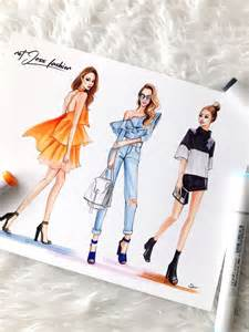 clothes design best 25 fashion sketches ideas on fashion design sketches drawing fashion and