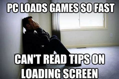 Funny Gamer Memes - hilarious memes that all pc gamers will appreciate barnorama