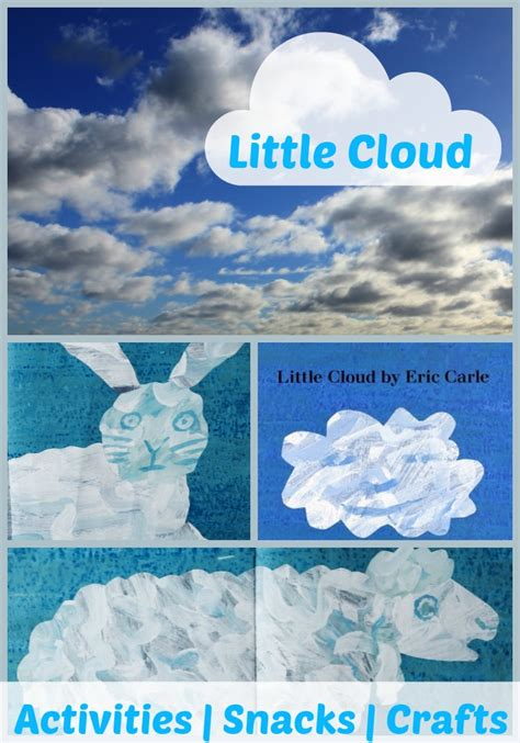 31 days of read alouds cloud the happy 380 | little cloud