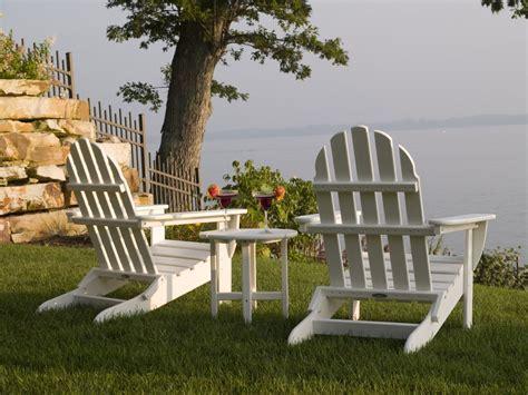 Adirondack Chairs: Classic Summer Furniture