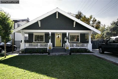 remodeled craftsman bungalow white or just right