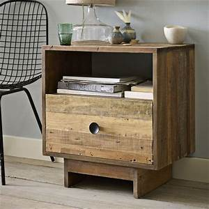 pallet nightstand do it yourself pallets wooden pallet With homemade furniture instructions