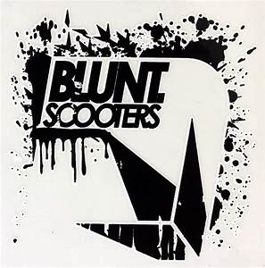 Blunt Scooters Splash Sticker Triple Pack | Scooters ...