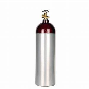 22 cu ft Aluminum Argon Cylinder | Gas Cylinder Source