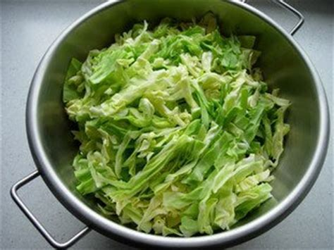 comment cuisiner chou vert