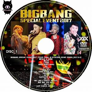 The Dome Cd 2018 : jyj bigbang special event 2017 ~ Jslefanu.com Haus und Dekorationen