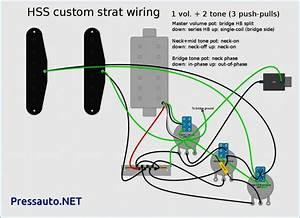 Hss Wiring Diagram Two Tone