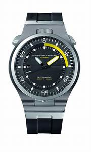 Porsche Design Launches New Diver Watch