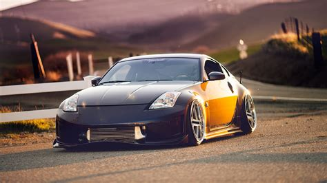 slammed cars iphone wallpaper image gallery slammed 350z