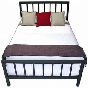 Spindle Steel Bed Frame Boltz Steel Furniture