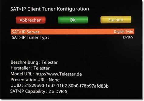 testmagazine sat gt ip server digibit telestar im test