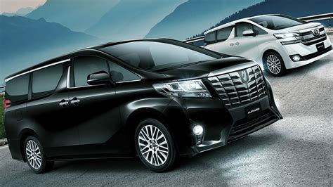 Toyota Alphard Wallpapers by New 2019 Toyota Alphard Wallpaper Hd Desktop Toyota Car