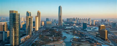 songdo international business district  incheon south