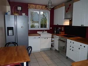 decoration d une cuisine maison With deco cuisine maison