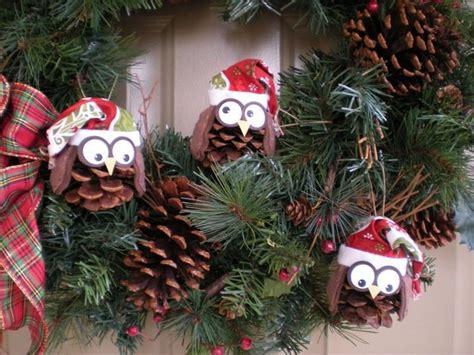 basteln mit tannenzapfen weihnachten basteln mit tannenzapfen f 252 r weihnachten dansenfeesten
