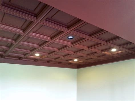 ceilume coffered ceiling tiles coffered ceiling ceilume