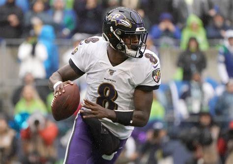 lamar jackson carries ravens  seahawks extends