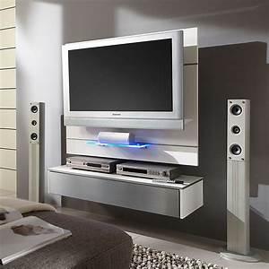 Tv Wand Weiß : tv medienwand spotlight graphit wei hochglanz ~ Sanjose-hotels-ca.com Haus und Dekorationen