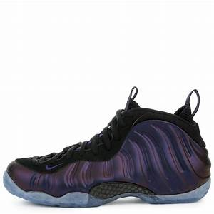 Nike Air Foamposite One Black/Varsity Purple-Varsity Purple