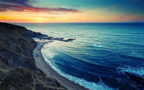 photography, Landscape, Water, Sea, Coast, Beach, Sand ...